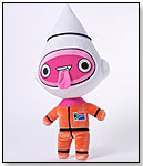 """Olly Oogleberry Collection: Kwaad 12"""" Alien Plush Doll by TICKLE ME SILLY"""