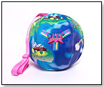 """Olly Oogleberry Collection: Planet Oogleberry 14"""" Reversible Alien Plush Planet by TICKLE ME SILLY"""