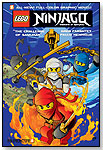 LEGO NINJAGO Graphic Novels by PAPERCUTZ