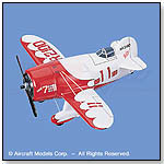 Gee Bee R 2 Sportster #11 by AIRCRAFT MODELS CORP.