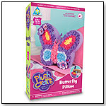 PlushCraft™ Butterfly Pillow by THE ORB FACTORY LIMITED