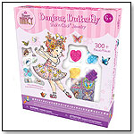 Stick'n Click® Bonjour, Butterfly Jewelry by THE ORB FACTORY LIMITED