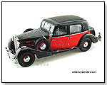 Signature Models Premier Miniature - 1935 Maybach SW35 1:18 scale die-cast collectible model car by TOY WONDERS INC.