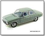 Signature Models Premier Miniature - 1972 Audi 100 LS 1:18 scale die-cast collectible model car by TOY WONDERS INC.