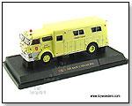 Signature Models - 1960 Mack C Rescue Box Lynn Fire Department 1:32 scale die-cast model car by TOY WONDERS INC.