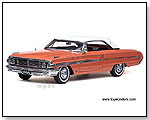 SUN STAR USA - 1964 Ford Galaxie 500 Hard Top 1:18 scale die-cast collectible model car by TOY WONDERS INC.