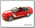 Maisto - 2010 Ford Mustang Roush 427R Convertible 1:18 scale die-cast collectible model by TOY WONDERS INC.