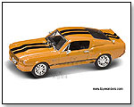 Yatming Road Signature - 1967 Shelby GT500 Hard Top 1:43 scale die-cast collectible model car by TOY WONDERS INC.