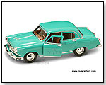 Yatming - Gaz Volga (M-21) Hard Top 1:24 scale die-cast collectible model car by TOY WONDERS INC.