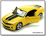 Maisto - 2010 Chevrolet Camaro Hard Top 1:24 scale die-cast collectible model car by TOY WONDERS INC.