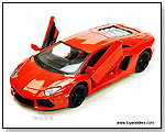 Showcasts - Lamborghini Aventador LP700-4 Hard Top 1:24 scale die-cast collectible model car by TOY WONDERS INC.