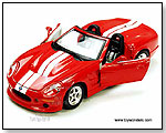 Maisto - 1999 Shelby Series One Convertible 1:24 scale die-cast collectible model by TOY WONDERS INC.
