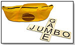 Jumbo Bananagrams by BANANAGRAMS