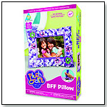 PlushCraft™ BFF Pillow by THE ORB FACTORY LIMITED