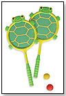 Tootie Turtle Racquet and Ball set by MELISSA & DOUG
