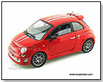 Mondo Motors - Abarth Ferrari Tributo 695 1:18 scale die-cast collectible model car by TOY WONDERS INC.