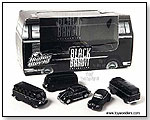 Greenlight Black Bandit - Volkswagen 5 Cars Set Series 2 1:64 scale die-cast collectible model car by TOY WONDERS INC.