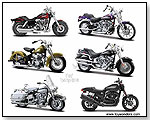 Maisto - Harley-Davidson Motorcycles Series 28 1:18 scale die-cast collectible model by TOY WONDERS INC.