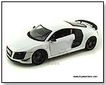 Maisto Premiere - Audi R8 GT Hard Top 1:18 scale die-cast collectible model car by TOY WONDERS INC.