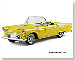 Arko - 1955 Ford Thunderbird Convertible 1:32 scale die-cast collectible model car by TOY WONDERS INC.