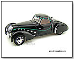 Norev - Peugeot 302 Darl' Mat Coupe Hard Top 1:18 scale die-cast collectible model by TOY WONDERS INC.