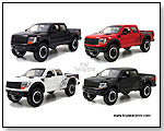 Jada Toys Bigtime Kustoms - 2011 Ford F-150 SVT Raptor Pickup Truck 1:24 scale die-cast collectible model car by TOY WONDERS INC.
