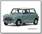 SUN STAR Mini - 1961 Austin Se7en Cooper Hard Top 1:12 scale die-cast collectible model car by TOY WONDERS INC.