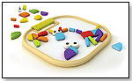 Bamboo Collection Magnetic Animals by HAPE