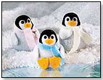 Calico Critters - Fuzzy Penguin Triplets by INTERNATIONAL PLAYTHINGS LLC