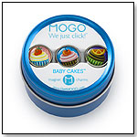 MOGO Charm Collection Baby Cakes by MOGO DESIGNS, INC.
