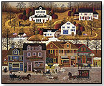 Charles Wysocki Hawkriver Hollow Puzzle - 1000 pcs by BUFFALO GAMES INC.