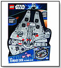 LEGO Star Wars ZipBin Millennium Falcon Minifigure Case by NEAT-OH! INTERNATIONAL LLC