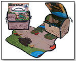 ZipBin® Dinosaur Explorer Day Tote Playset by NEAT-OH! INTERNATIONAL LLC