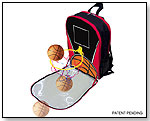Go Sport™ Basketball Backpack (Red) by NEAT-OH! INTERNATIONAL LLC