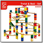 Quadrilla Twist and Rail Set by HAPE