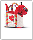 Clifford Tote by DOUGLAS CUDDLE TOYS