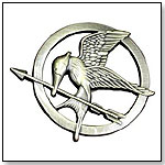 The Hunger Games Movie Mockingjay Prop Replica Pin by NECA