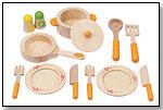 Gourmet Kitchen Starter Set by HAPE