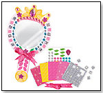 My First Sticky Mosaics® Princess Mirror by THE ORB FACTORY LIMITED
