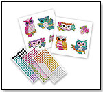 SparkleUps® Owls by THE ORB FACTORY LIMITED