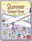 Summer Sticker Book by USBORNE PUBLISHING