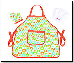 Gourmet Chef Apron Set by HAPE