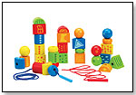 String-Along Shapes by HAPE