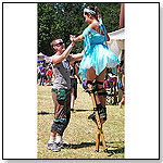 Peg Stilts for Kids and Adults by PEGSTILTS.COM