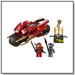 LEGO Ninjago Kai's Blade Cycle 9441 by LEGO