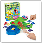 Big Little Games Flingin' Frogs™ by PATCH PRODUCTS INC.