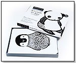 Black & White Art Cards by WEE GALLERY