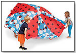 Ladybug 8 ft. Parachute by PACIFIC PLAY TENTS INC