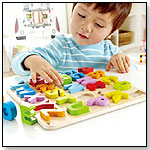 Alphabet Puzzle by HAPE