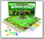 Forest Animal-opoly by LATE FOR THE SKY PRODUCTION